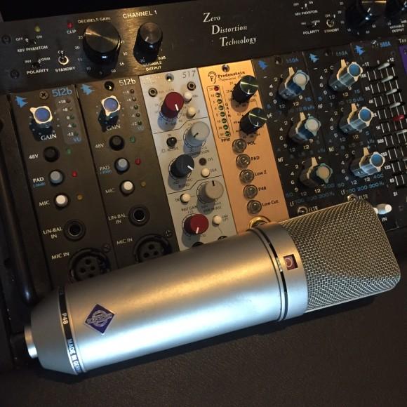 Miami Recording Studio